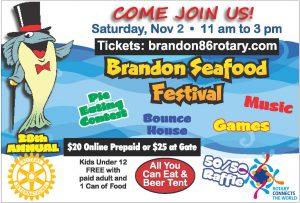 Brandon Seafood Festival